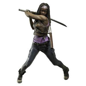 [Walking Dead: TV Series: Deluxe Action Figure: Michonne (Product Image)]