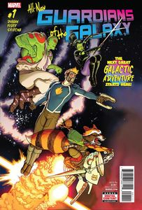 [All New Guardians Of Galaxy #1 (Product Image)]