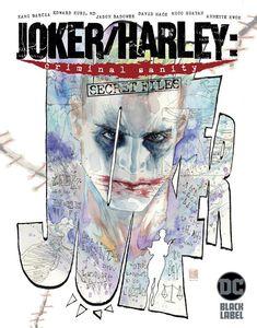 [Joker/Harley: Criminal Sanity: Secret Files #1 (Product Image)]