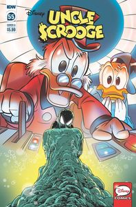 [Uncle Scrooge #55 (Cover A Sciarrone) (Product Image)]