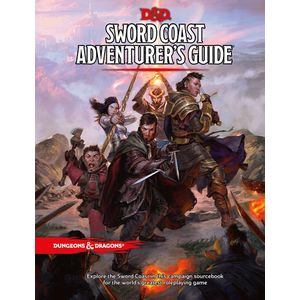 [Dungeons & Dragons: Sword Coast Adventurer's Guide (Product Image)]