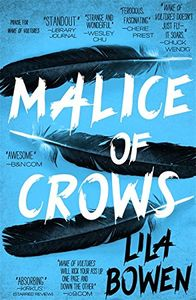 [The Shadow: Book 3: Malice Of Crows (Product Image)]