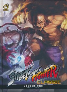 [Street Fighter Classic: Volume 1: Hadoken (Hardcover) (Product Image)]