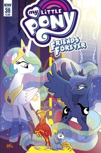 [My Little Pony: Friends Forever #38 (Product Image)]