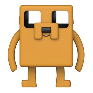 [Adventure Time/Minecraft: Pop! Vinyl Figure: Jake (Product Image)]