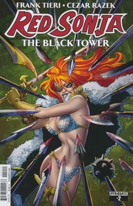 [Red Sonja: Black Tower #2 (Product Image)]