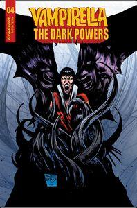 [Vampirella: Dark Powers #4 (Davidson Variant) (Product Image)]
