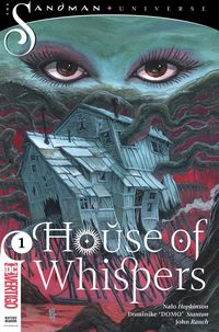 [The cover for House Of Whispers #1]