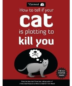 [How To Tell If Your Cat Is Plotting To Kill You (Product Image)]