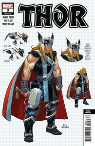 [Thor #3 (3rd Printing Klein Variant) (Product Image)]