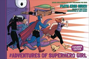 [The Adventures Of Superhero Girl: Expanded Edition (Hardcover) (Product Image)]