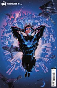 [Nightwing #79 (Cover B Jamal Campbell Card Stock Variant) (Product Image)]