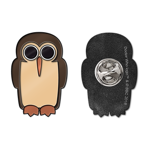 [Doctor Who: Anniversary Collection: Enamel Pin Badge: Sarah Jane's Teddy (Product Image)]
