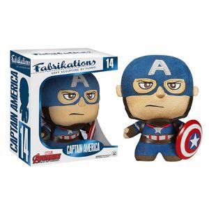 [Marvel: Avengers: Age Of Ultron: Fabrikations Plush: Captain America (Product Image)]