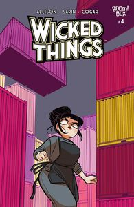 [Wicked Things #4 (Cover A Sarin) (Product Image)]
