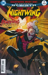 [Nightwing #17 (Product Image)]