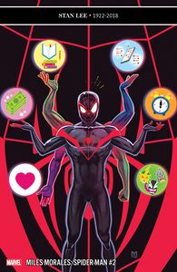 [Miles Morales: Spider-Man #2 (Product Image)]
