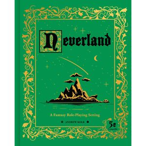 [Neverland: A Fantasy Role-Playing Setting (Hardcover) (Product Image)]