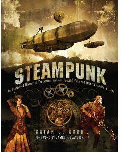 [Steampunk: Victorian Visionaries Scientific Romances (Hardcover) (Product Image)]