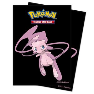 [Pokemon: Deck Protector Sleeves: Mew (65 Pack) (Product Image)]