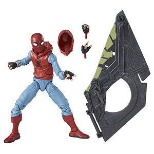 [Amazing Spider-Man Legends: Action Figure: Spider-Man Homemade Suit (Product Image)]