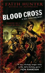 [Jane Yellowrock: Book 2: Blood Cross (Product Image)]
