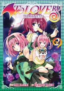 [To Love Ru Darkness: Volume 2 (Product Image)]