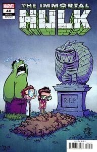 [Immortal Hulk #40 (Young Spoiler Variant) (Product Image)]