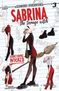 [Sabrina: Something Wicked #3 (Cover B Boo) (Product Image)]