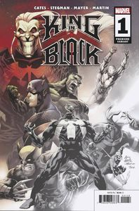 [King In Black #1 (Stegman Premiere Variant) (Product Image)]