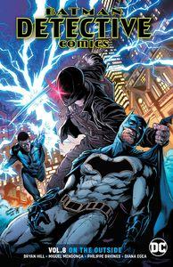 [Batman: Detective Comics: Volume 8: On The Outside (Product Image)]