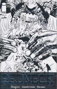[Redneck #1 (B&W Thank You Variant) (Product Image)]