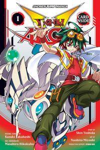 [Yu-Gi-Oh!: Arc V: Volume 1 (Product Image)]