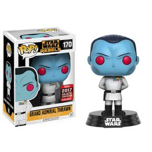 [Star Wars: Pop! Vinyl Figure: Celebration 2017 Rebels Grand Admiral Thrawn (Product Image)]