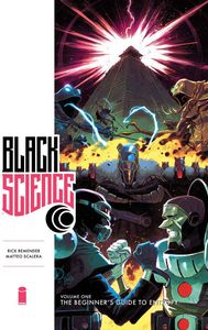 [Black Science: Volume 1 (Remastered Premiere Edition - Hardcover) (Product Image)]