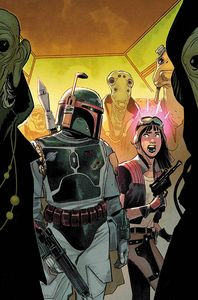 [Star Wars: Doctor Aphra: Volume 3: War Of The Bounty Hunters (Product Image)]