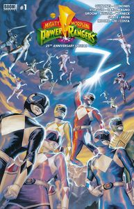 [Mighty Morphin Power Rangers: Anniversary Special #1 (Product Image)]