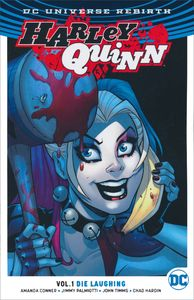 [Harley Quinn: Volume 1: Die Laughing (Rebirth) (Product Image)]