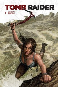 [Tomb Raider: Library Edition: Volume 1 (Hardcover) (Product Image)]