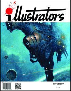 [Illustrators Magazine #8 (Product Image)]