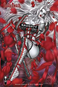 [Lady Death: Malevolent Decimation #1 (Naughty Cover) (Product Image)]