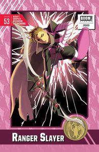 [Mighty Morphin Power Rangers #53 (Anka Variant) (Product Image)]