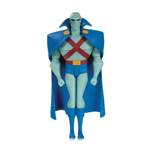 [DC: Justice League Animated: Action Figure: Martian Manhunter (Product Image)]
