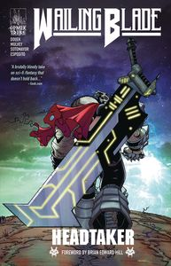 [Wailing Blade: Volume 1: Headtaker (Product Image)]
