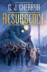 [Foreigner: Book 20: Resurgence (Hardcover) (Product Image)]