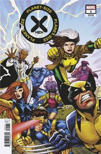 [Planet-Sized X-Men #1 (Lim X-Men 90s Variant) (Product Image)]