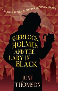 [Sherlock Holmes & The Lady In Black (Product Image)]