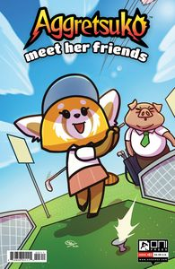 [Aggretsuko: Meet Her Friends #3 (Cover A Huang) (Product Image)]
