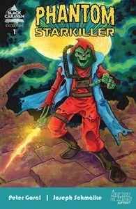 [Phantom Starkiller #1 (Forbidden Planet Woodall Exclusive Variant) (Product Image)]