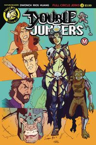[Double Jumpers: Full Circle Jerks #2 (Cover A Rios) (Product Image)]